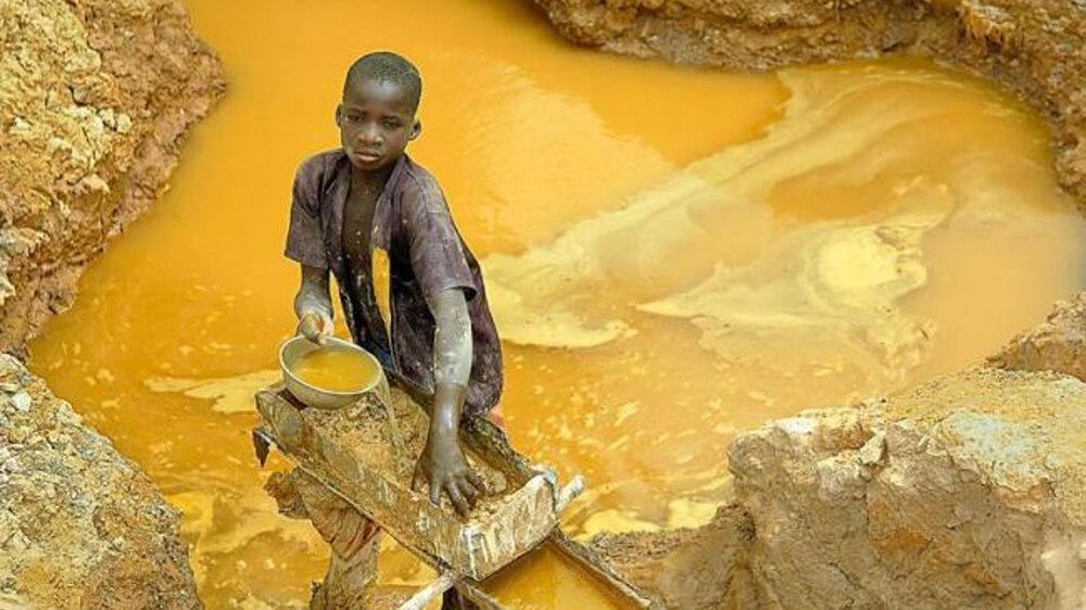 Quarantamila bambini nelle miniere del Congo